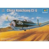 CHINA NANCHANG CJ-6 E1/48