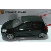 RENAULT CLIO RS E1/43 NEGRO