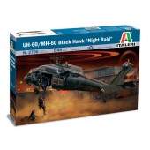 HELICOPTERO UH-60/ MH-60 BLACK HAWK ``NIGHT RAID`` E1/48