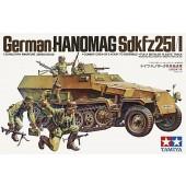 VEHICULO SEMIORUGA SD.KFZ 251/1 HANOMAG E1/35