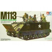 VEHICULO MILITAR NORTEAMERICANO M113 A.P.C. E1/35