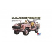 S.A.S. LAND ROVER PINK PANTHER E1/35