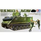 VEHICULO MILITAR NORTEAMERICANO M113 ACAV E1/35