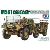 U.S. 6X6 CARGO TRUCK M561 GAMA GOAT  E1/35