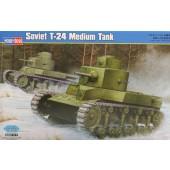 SOVIET T-24 MEDIUM TANK E1/35