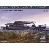 GERMAN RAIL TRANSPORTER FUR KARL-GERAT E1/72