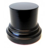 PEANA 50mm Redonda Ø4.5cm Negra (PEDESTAL)
