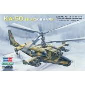 HELICOPTERO KA-50 BLACK SHARK E1/72