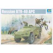 RUSSIAN BTR-40 APC E1/35