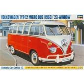 VOLKSWAGEN TIPO 2 MICRO BUS 1963 ``23 WINDOW`` E1/24