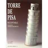 RECORTABLE TORRE DE PISA E1/150