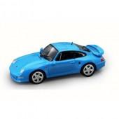 PORSCHE 911 TURBO (993) 1996  AZUL E1/43