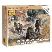 INGENIEROS BRITÁNICOS 1939-1942 E1/72