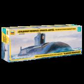 SUBMARINO NUCLEAR RUSO CLASE-BOREY ``VLADIMIR MONOMAKH`` E1/350