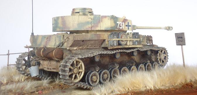 tanque colección