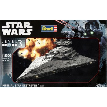 STAR WARS IMPERIAL STAR DESTROYER E1/12300