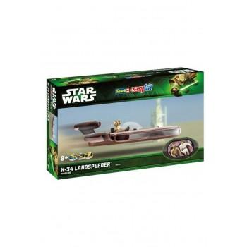 STAR WARS X-34 LANDSPEEDER EASYKIT