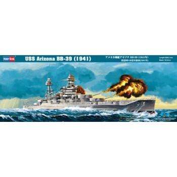 USS ARIZONA BB-39 E1/350