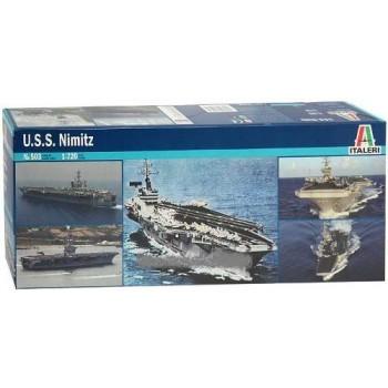 U.S.S. NIMITZ CV-68 E1/720