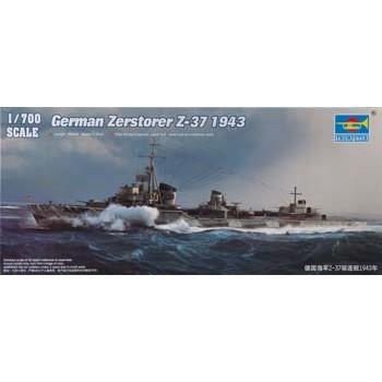 ZERSTORER Z-37 1943 E1/700