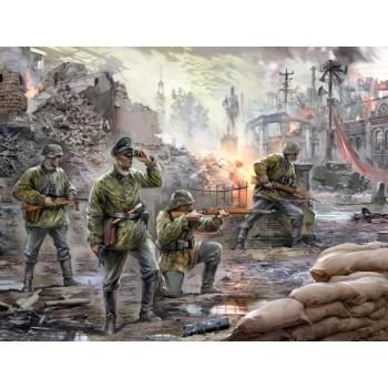 TROPAS ALEMANAS DE ELITE 1941-1943 E1/72