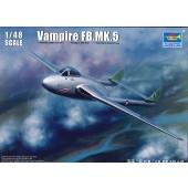 VAMPIRE FB.MK.5 E1/48