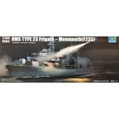 HMS TYPE 23 FRIGATE- MONMOUTH (F235) E1/350