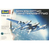 NAVE ``SPACESHIPTWO`` Y AVION ``WHITEKNIGHTTWO E1/144