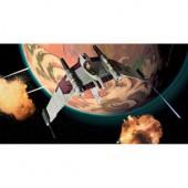 STAR WARS CLONE WARS, CAZA V-19 TORRENT (FACIL MONTAJE)