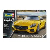 MERCEDES AMG GT E1/24