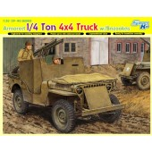 4X4 TRUCK E1/35