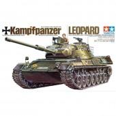 TANQUE KAMPFPANZER LEOPARD I ALEMAN E1/35