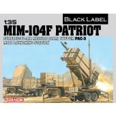 MIM-104F PATRIOT misil tierra-aire (SAM) SISTEMA PAC-3 M901 E1/35