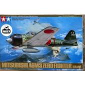 MITSUBUSHI A6M5c ZERO FIGHTER (HAMP) E1/48