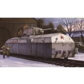 SOVIET DRAISINE. E1/72