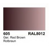 IMPRIMACIÓN GER. RED BROWN RAL 8012 -17ml