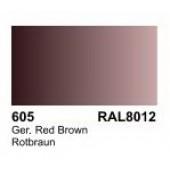 IMPRIMACIÓN GER. RED BROWN RAL 8012 -17ml