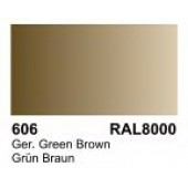 IMPRIMACIÓN GER. GREEN BROWN RAL 8000 -17ml