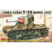 T-26 LIGHT TANK 1933 E1/72