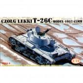 T-26C LIGHT TANK 1937-45 GUN 1/72