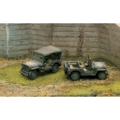 WILLYS JEEP 1/4 TON 4X4 E1/72