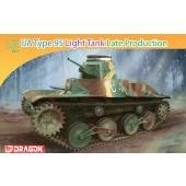 IJA Type 95 Light Tank Late Production E1/72