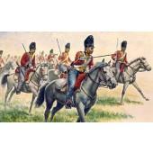 CABALLERIA PESADA BRITANICA ``Scot Greys`` E1/72
