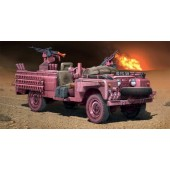 S.A.S. RECON VEHICLE PINK PANTHER E1/35