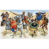 GUERREROS SARRACENOS. XIth Century  E1/72