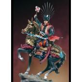 TOYOTOMI HIDEYOSHI,1582- 54 mm- METAL BLANCO