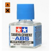 TAMIYA CEMENT FOR ABS PLASTIC
