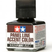PANEL LINE ACCENT COLOR (marron oscuro)