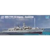 HMS TYPE 23 FRIGATE-KENT E1/350