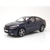 BMW X4 2015 E/18 AZUL